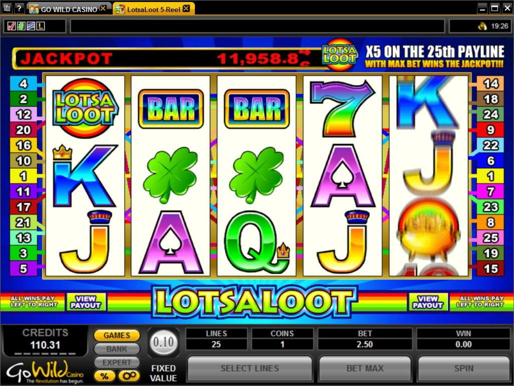 £590 casino chip at Star Games