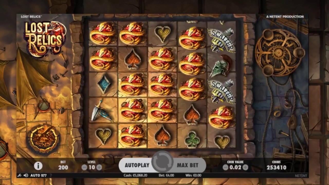 Casino $ 375 gratuit sur AfriCasino