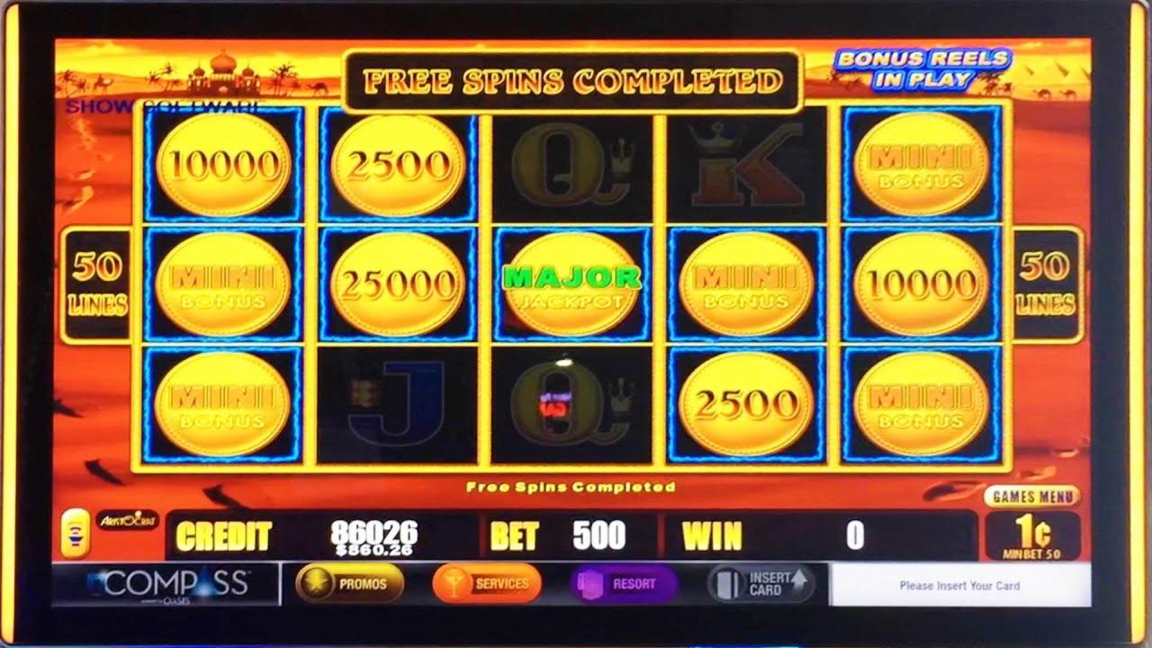 355% Casino match bonus at We Bet