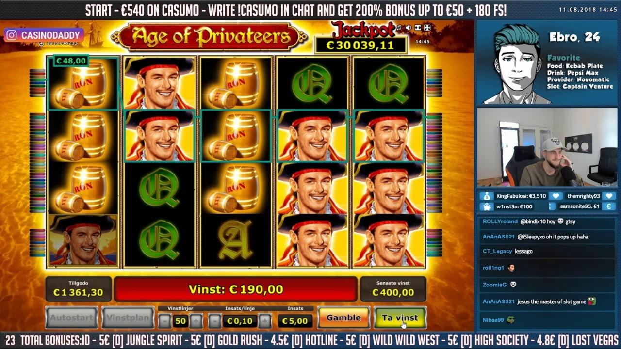 EURO 3415 Krediter Bonus bei Chanz