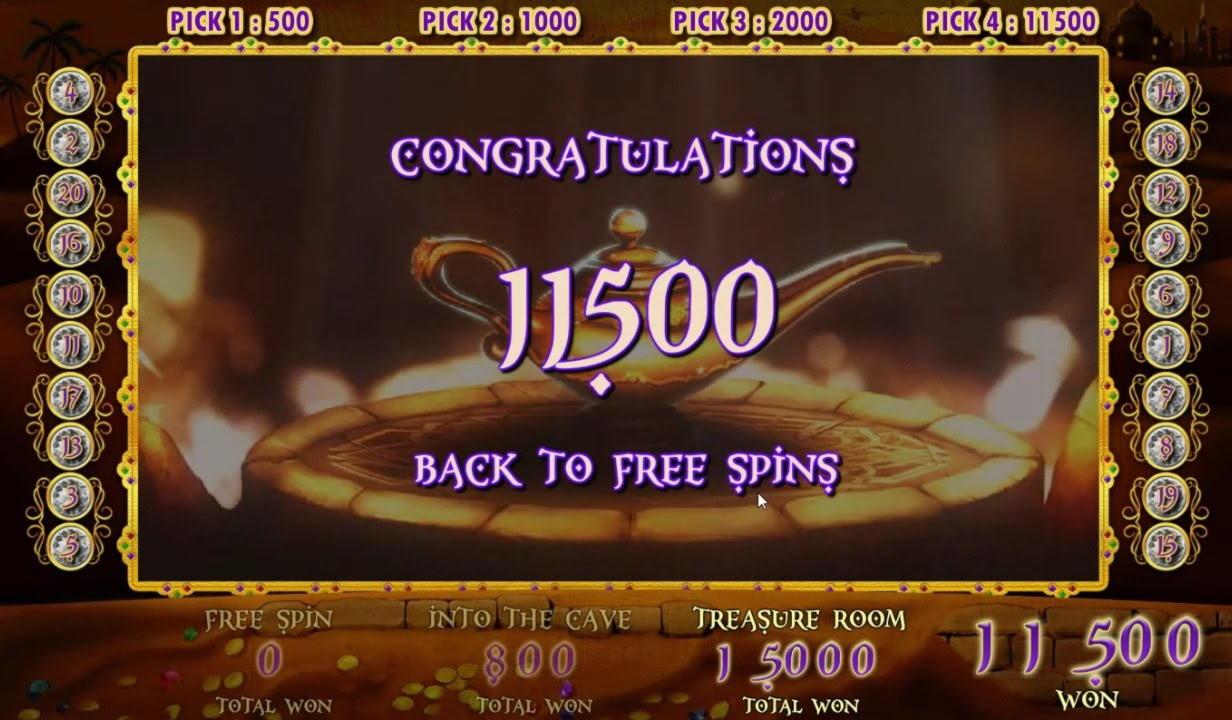 75 vjerne besplatne vrtnje! u kasinu Vinnare