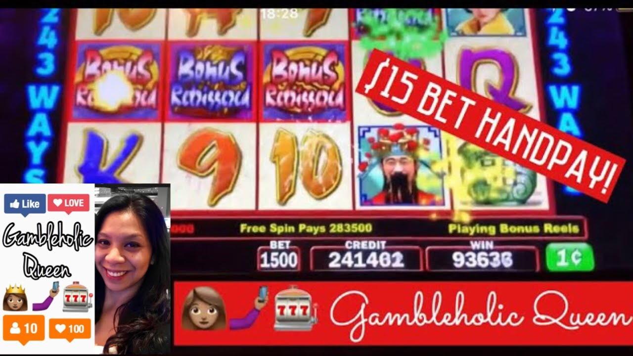 260 free spins casino at Slots 500