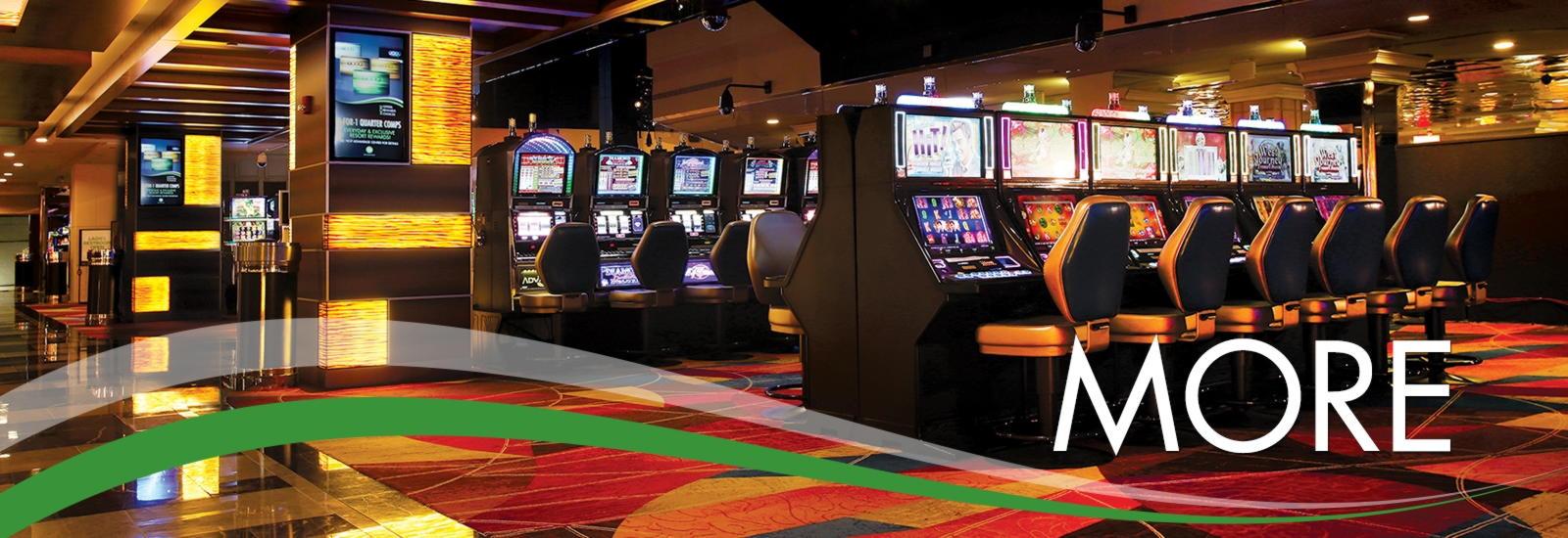 390% Kamp på et kasino på Mega Casino
