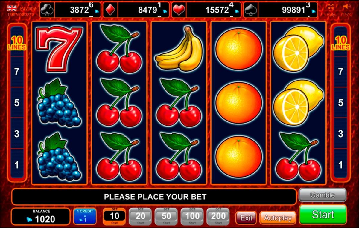 Eur 110 Free Cash au Casino Calvin