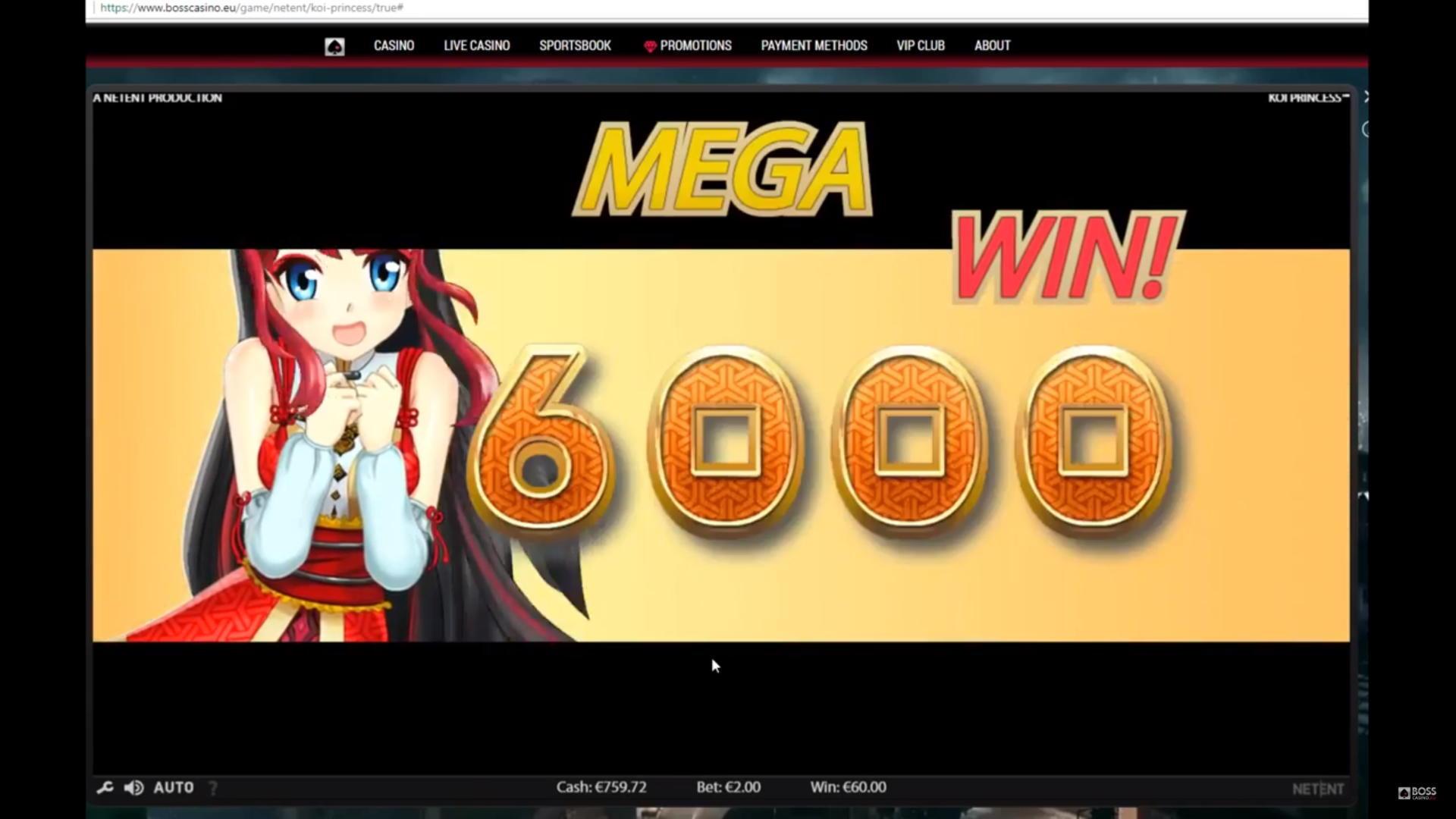 970% casino match bonus at Bet At Home