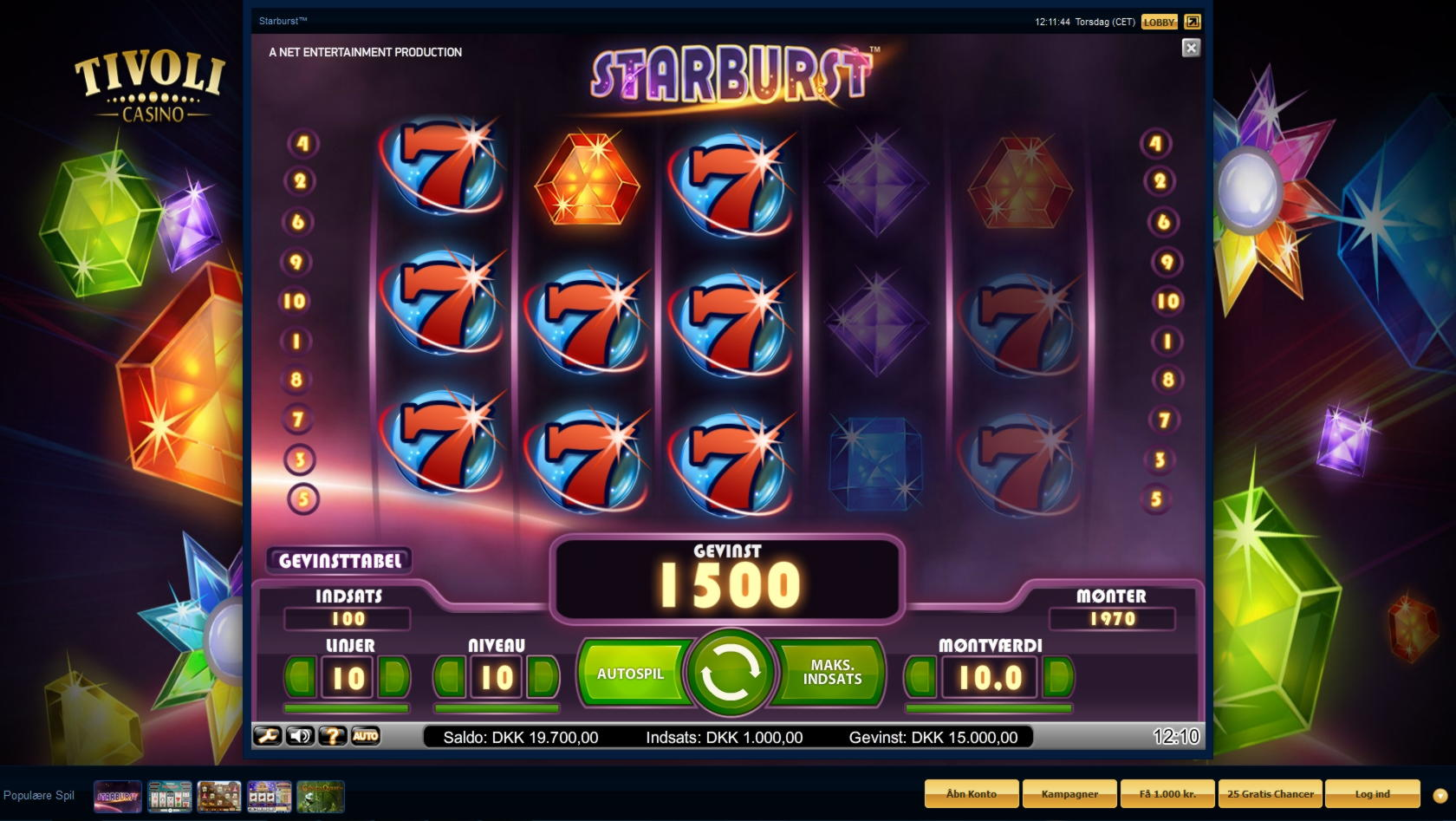 295 Gratis casinospins bij Cash Cabin