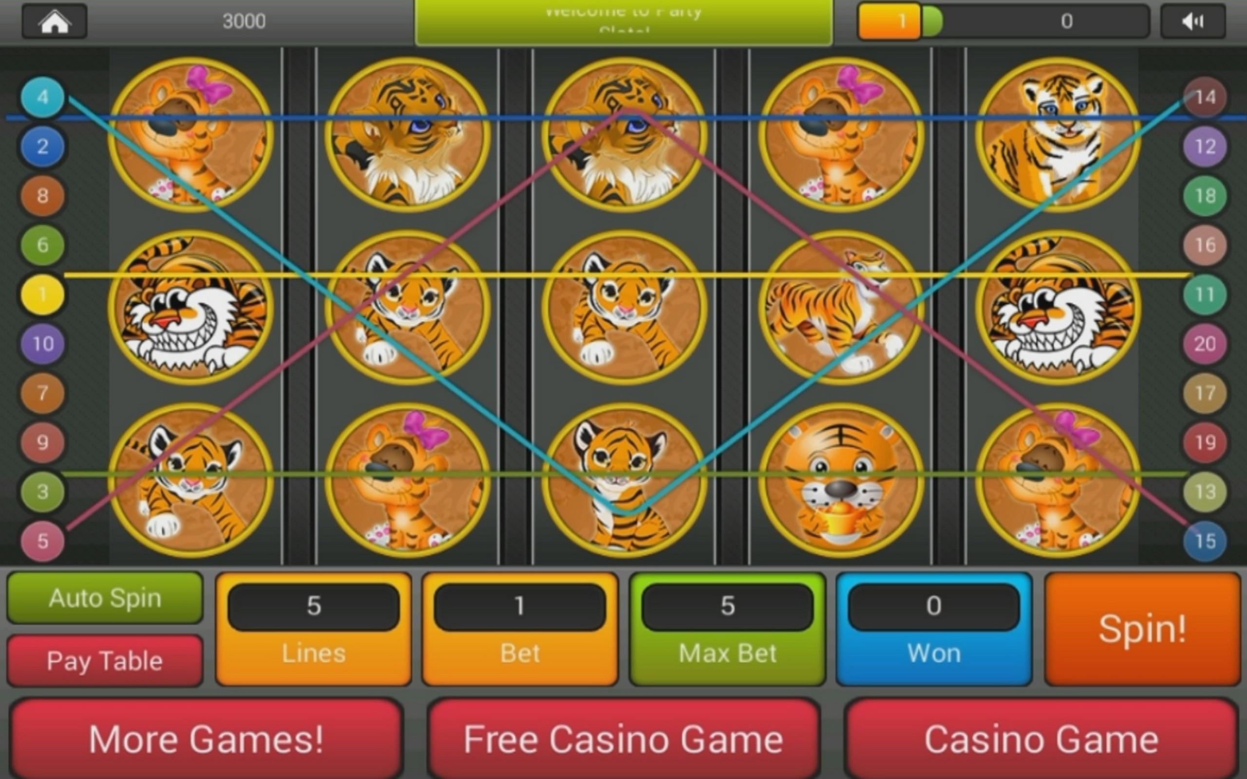 115 Free Spins right now at Dunder