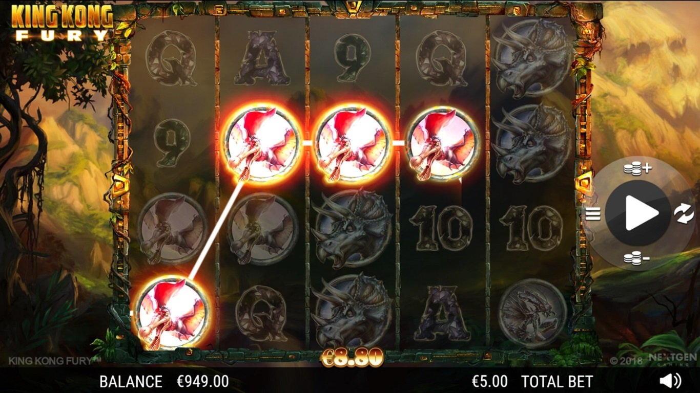 £ 3920 NIE VKLADOVÝ BONUS v Casino King