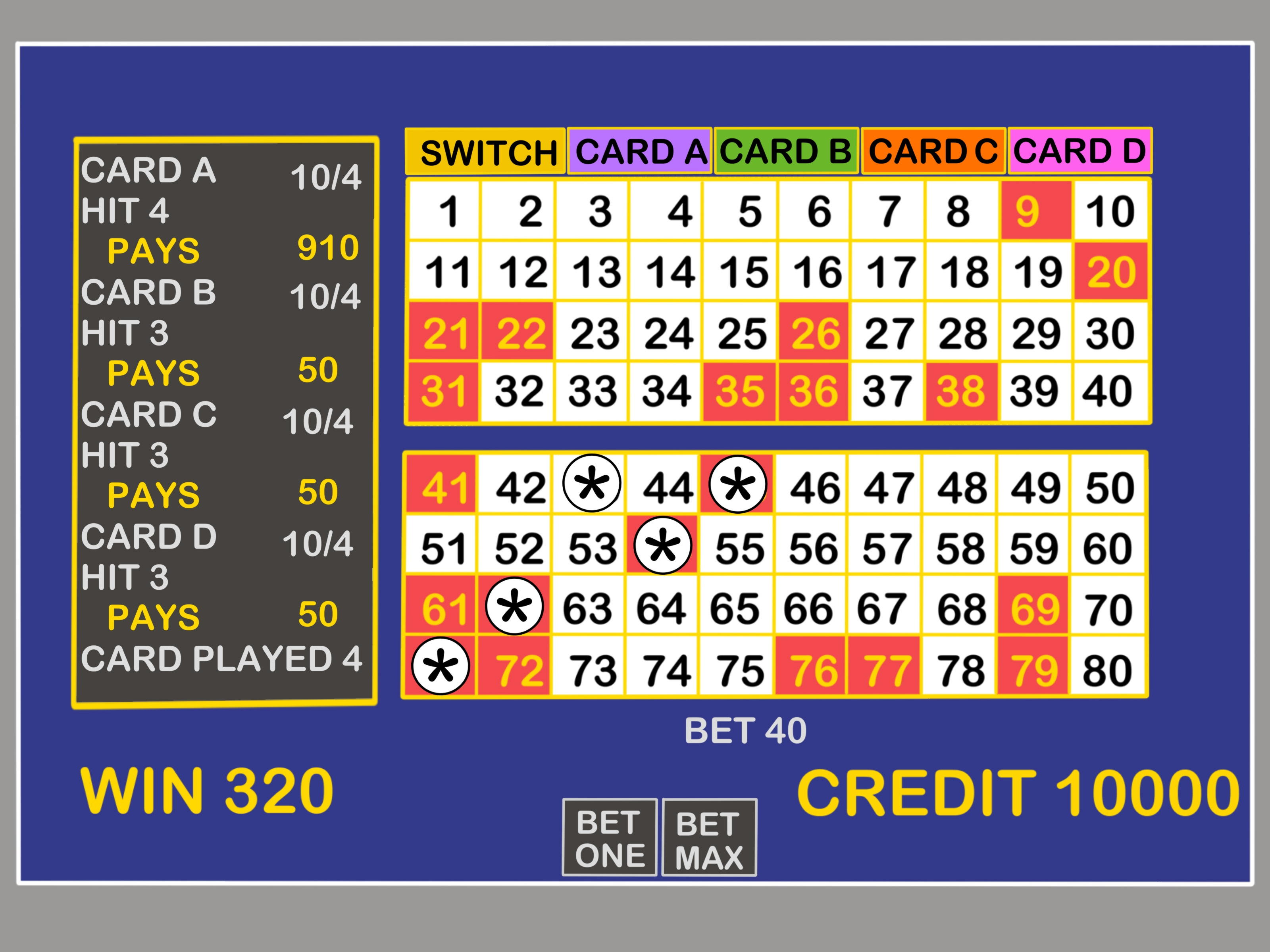 €240 free chip casino at Europa Casino