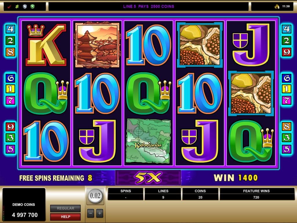 € 444 GRATIS Chip Casino på Yako Casino