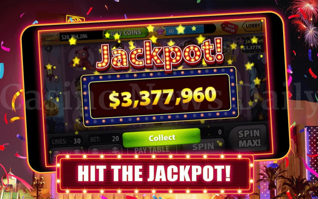950% Match bonus kazino në Casino Luck