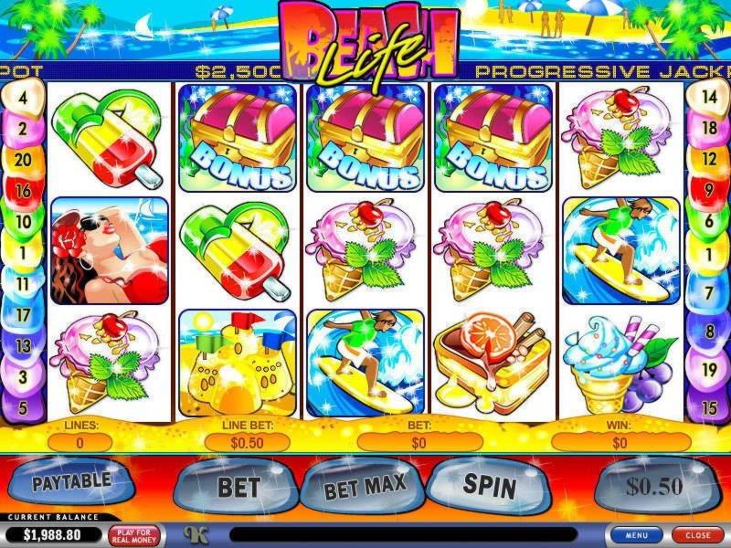 Casino bonus 965% Match à Reload Bet