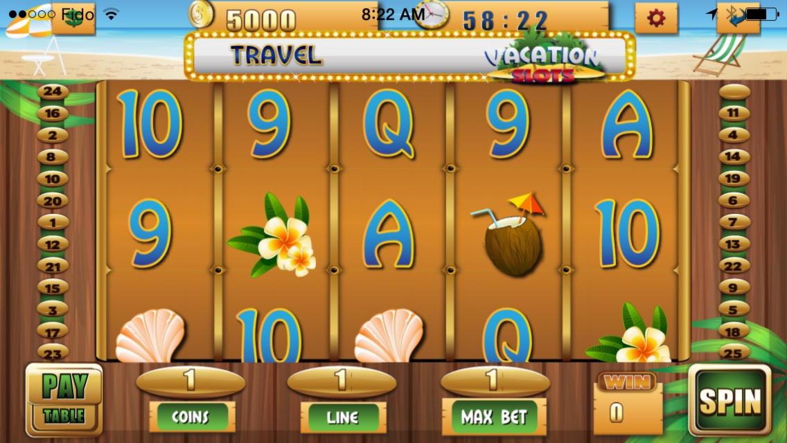 $ 570 Casino turne freeroll në Casino Luck