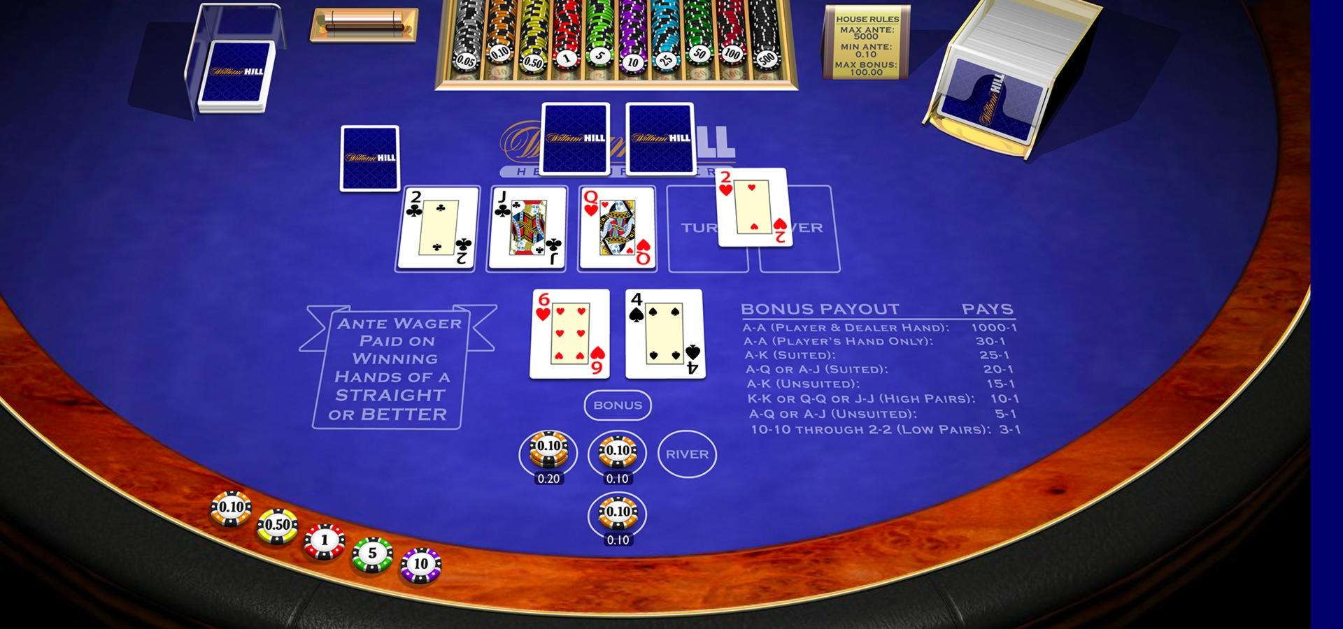 Une puce de casino 66 chez Wunderino