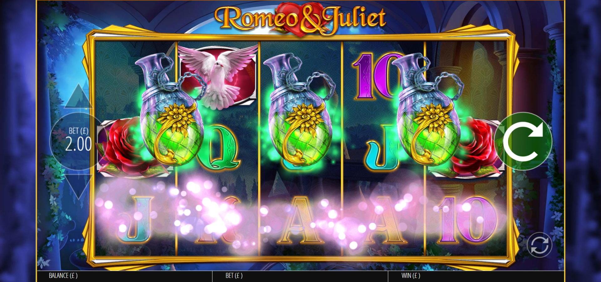 405% Signup casino bonus at Reload Bet