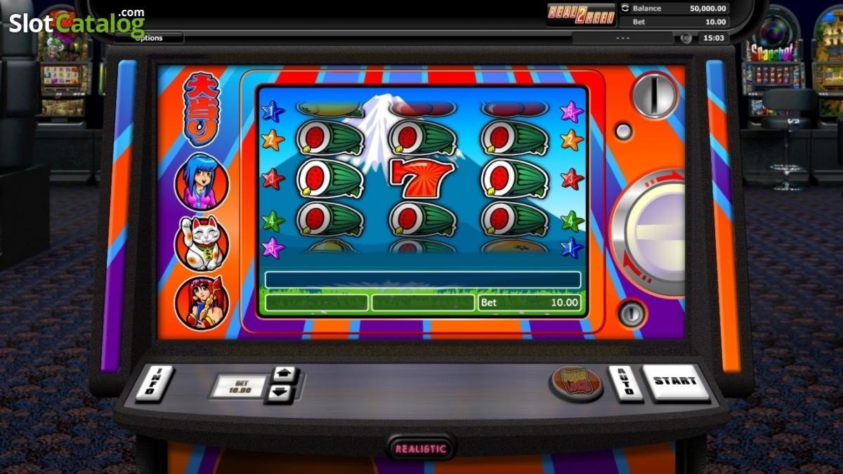 Bonus de casino 3005 sans dépôt aux machines à sous principales