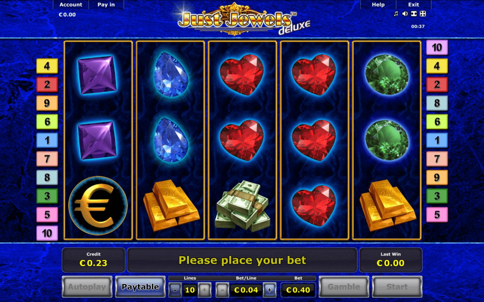 $570 Daily freeroll slot tournament at Seven Cherries