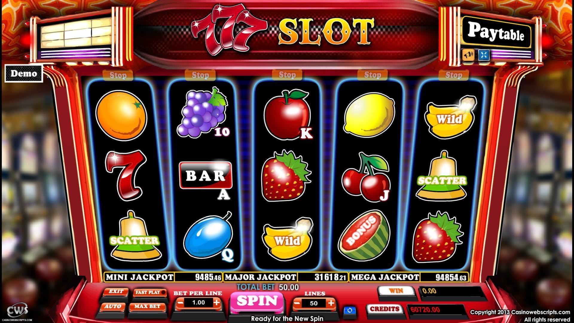 EUR 725 Online Casino Tournament at Secret Slots