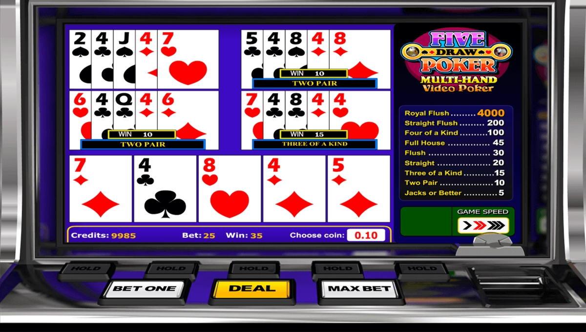 Eur 30 Casino Tournament bij Cash Cabin