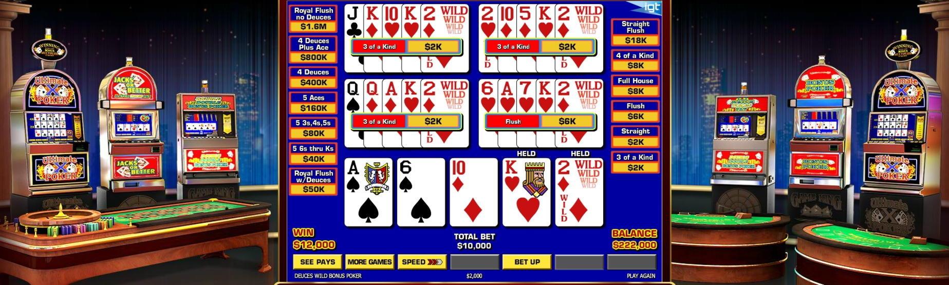 Bonus Kasino Signup 765% di Jackpot Luck