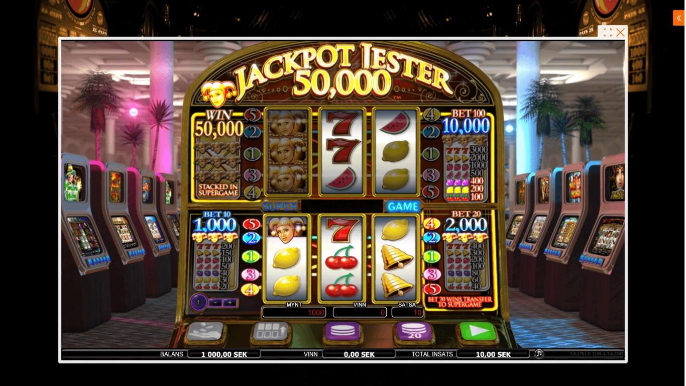 Un jeton 220 Casino à Hunky Bingo