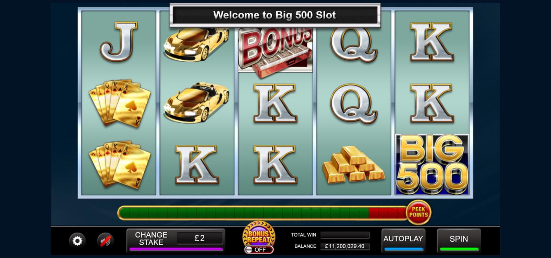 Le casino 135 gratuit tourne à la machine à sous Kaiser