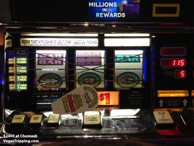 66 Free casino spins at Vegas Luck