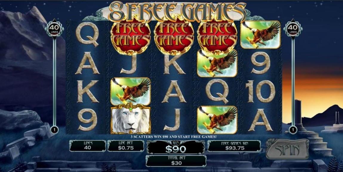 EUR 2960 No deposit bonus code at Xtip Casino