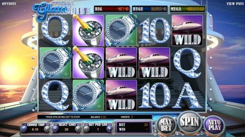 685% First deposit bonus at Slots 500