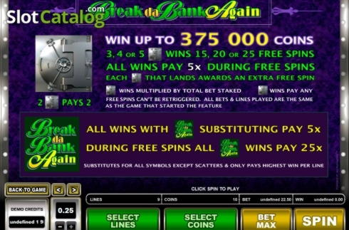 $ 340 Turnering på Casino Slot