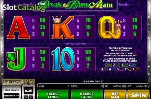 130 juegos de casino gratis en Vip Slots