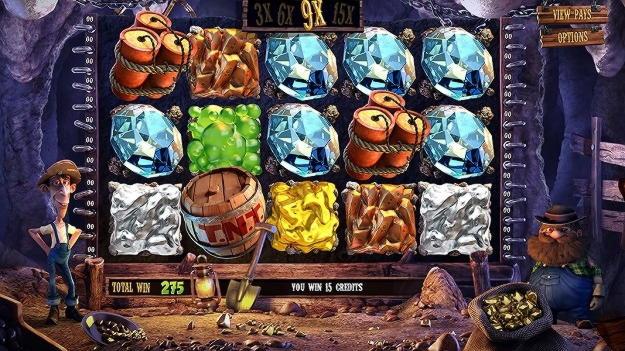 11 Free sa točí kasíno v Casino King