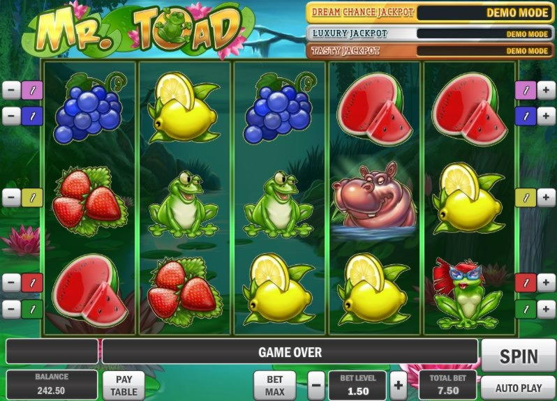 140 Free Spins right now at Wunderino