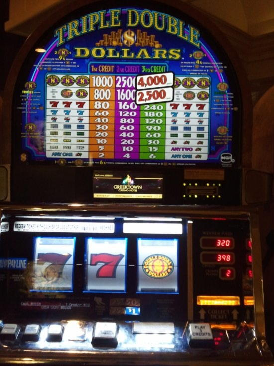 Slots Devil的530%首次存款奖金