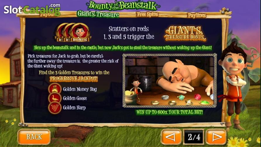 275% Deposit match bonus at Jaak Casino