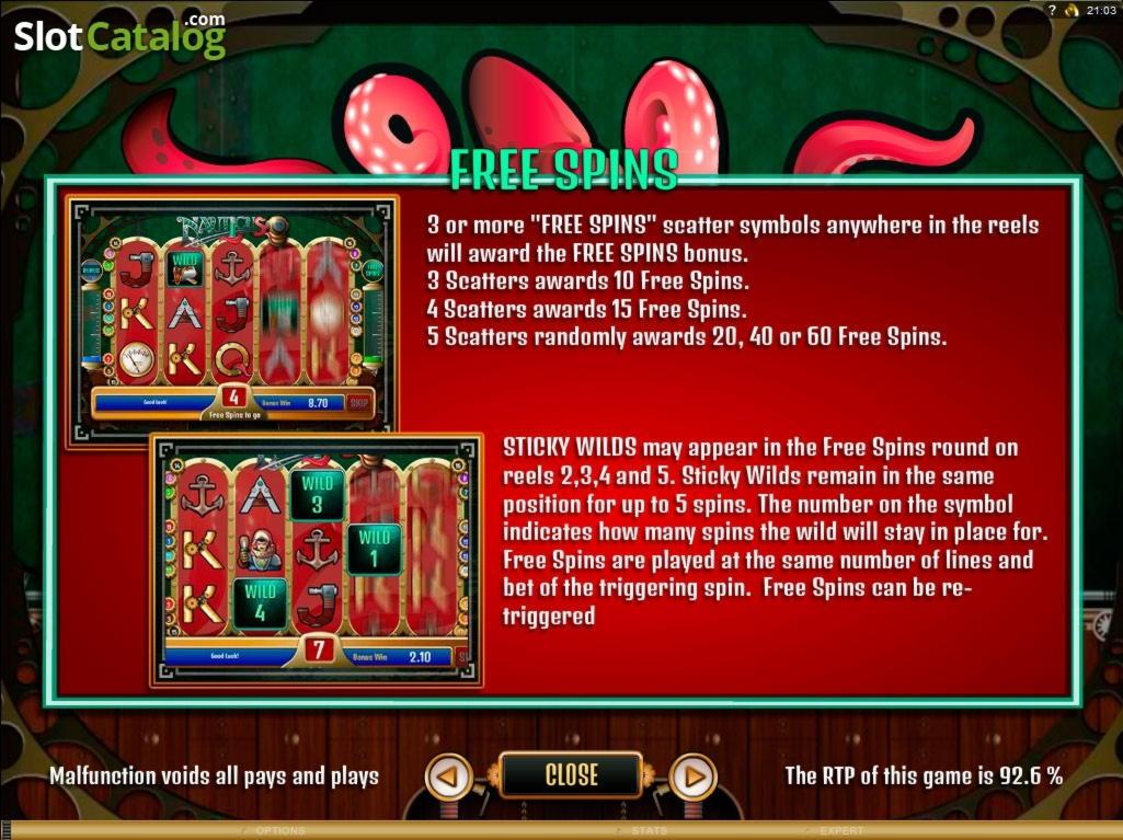 295 free spins no deposit at Simba Games