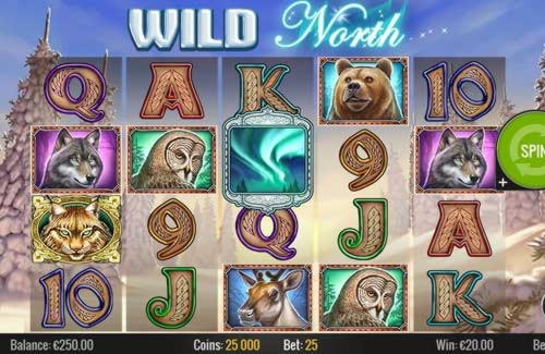 245 Free Spins Casino at Scratch Mania