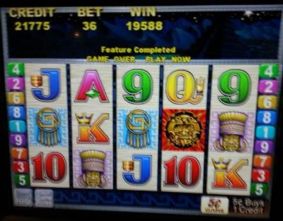 190 Free tourne le casino à Dunder