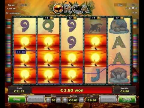 420% Casino match bonus at Expect