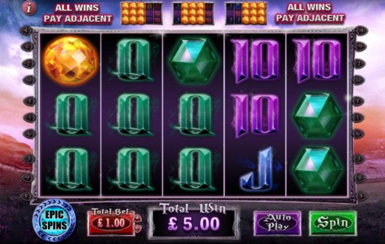 € 610 KELL Kasino am Flume Casino