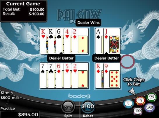 $ 560 Online Casino Tournoi am Flume Casino