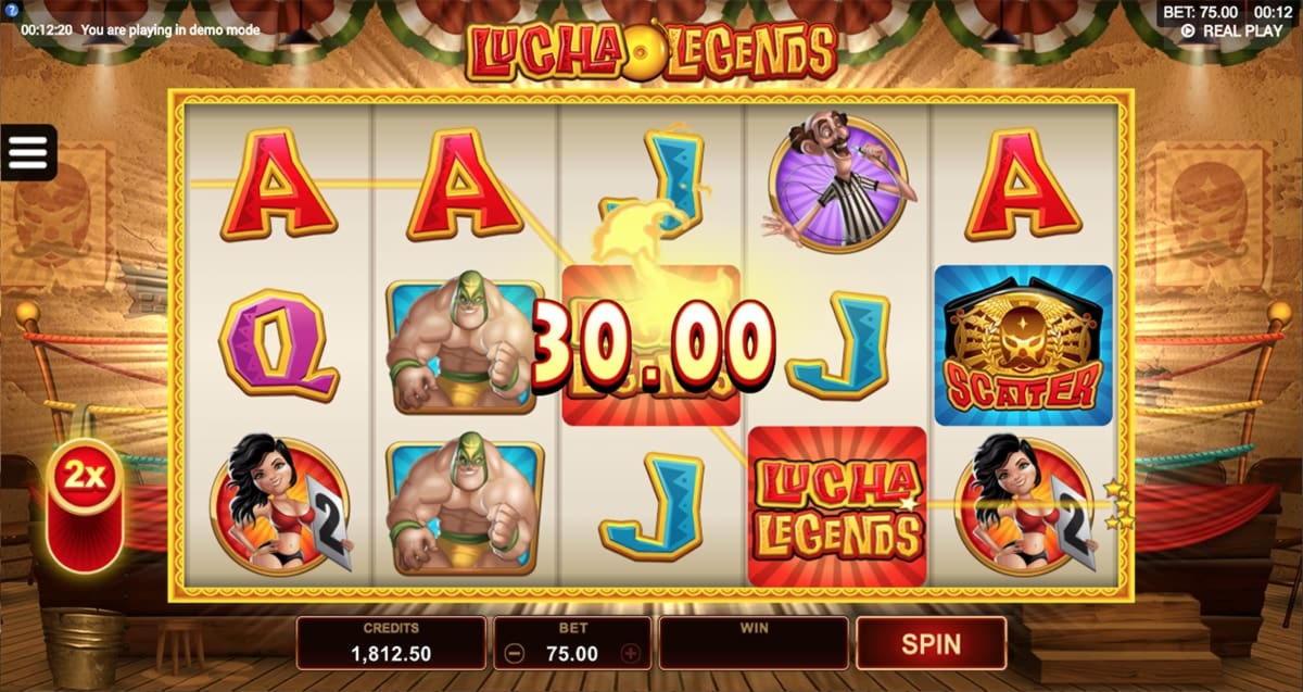 £3010 No deposit casino bonus at King Billy Casino