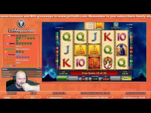 $ 530 Casino Turnering på Mega Casino