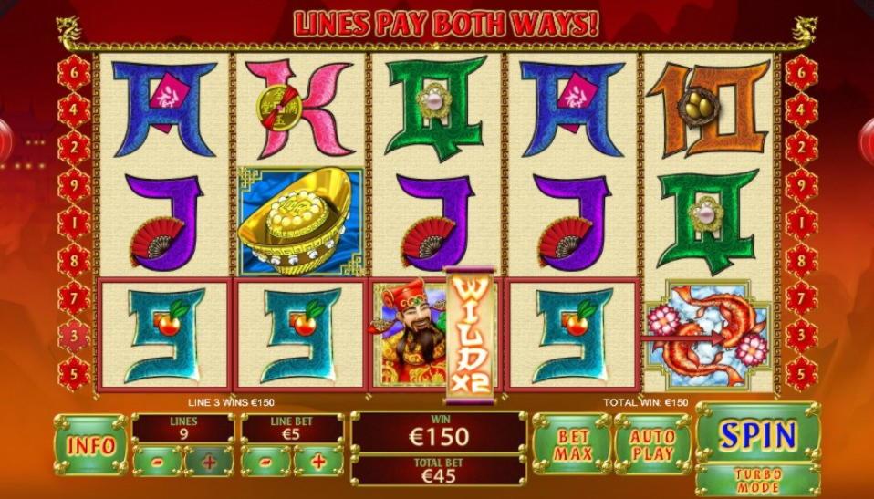 265% Bonus Casino v kasíne Rise