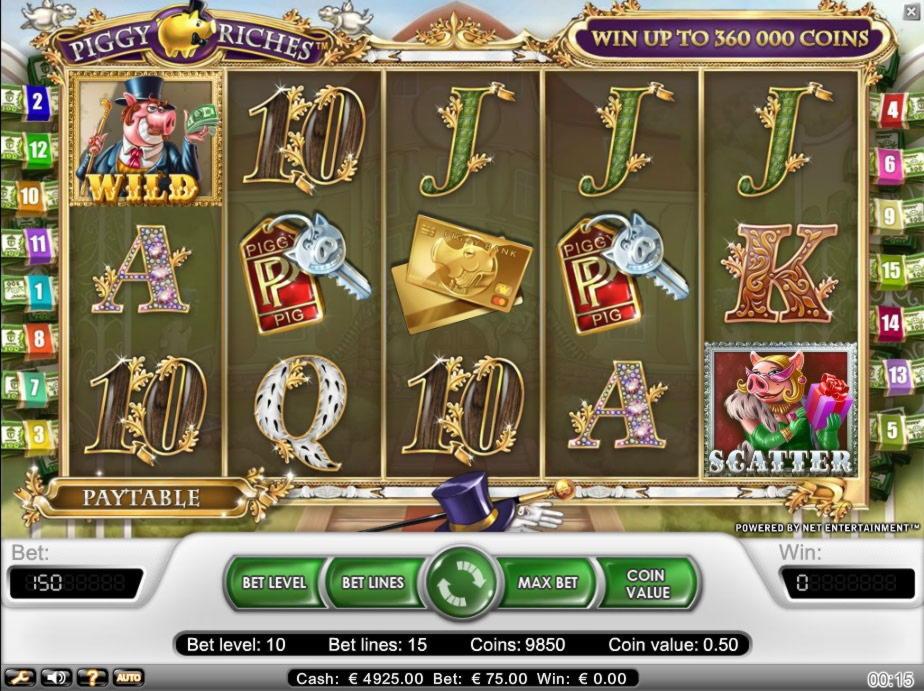 Bonusi i 75% në Kazino Luck