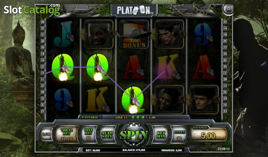 € 120 Casino- ի մրցաշարեր freeroll- ին, Casino 777- ում