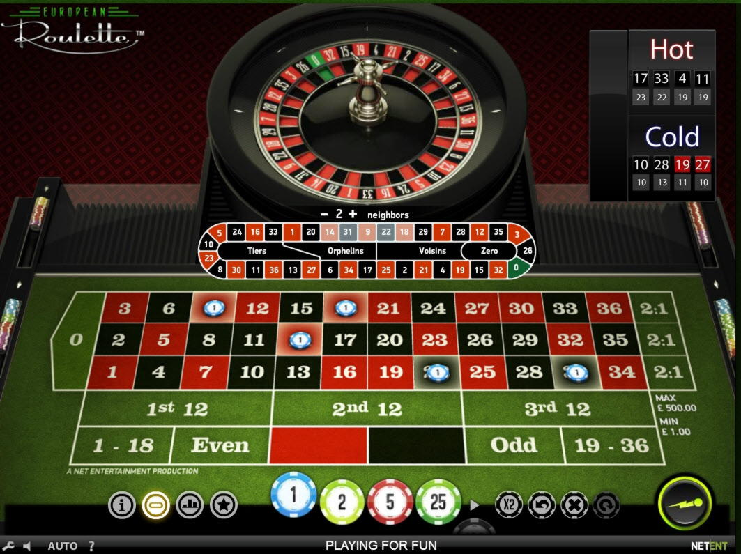 €135 free chip casino at Party Casino