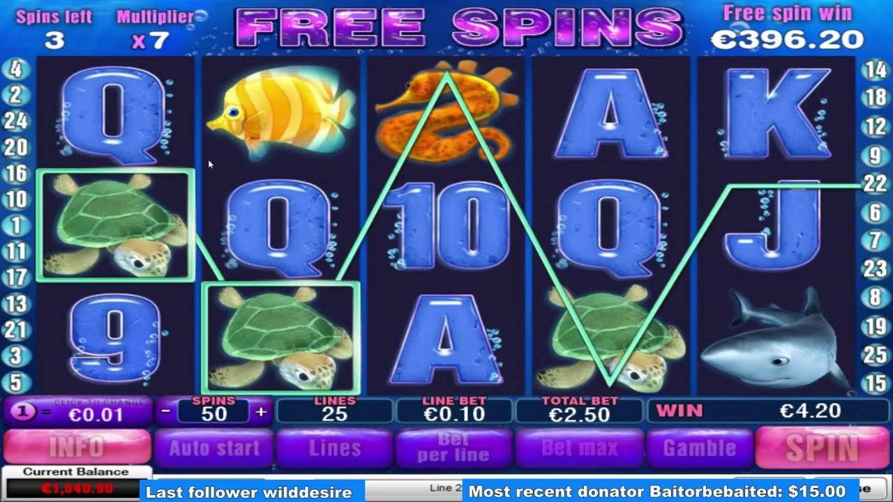 535% Ingen Regler Bonus! på Party Casino