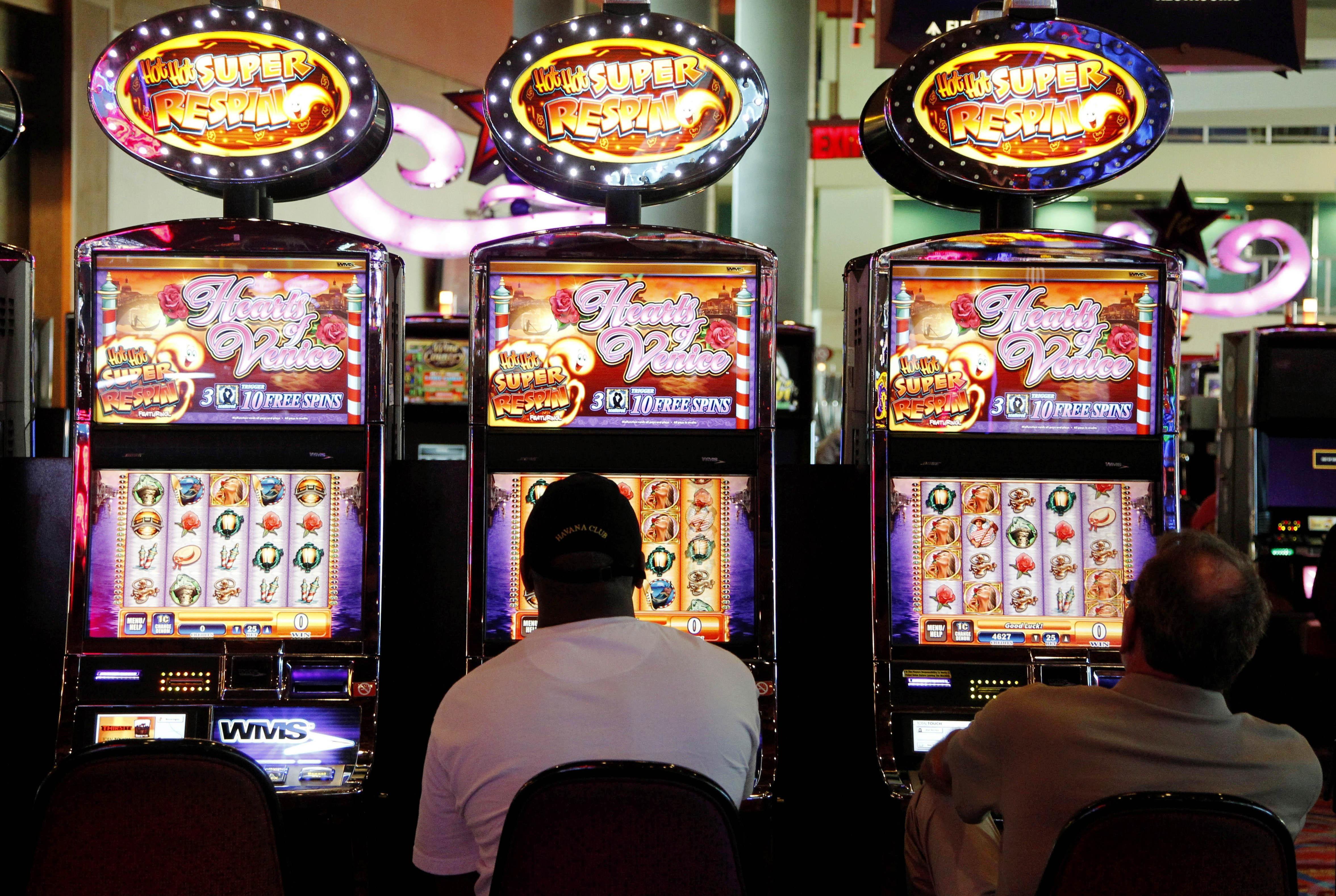 Le casino 95 gratuit tourne sur Party Casino