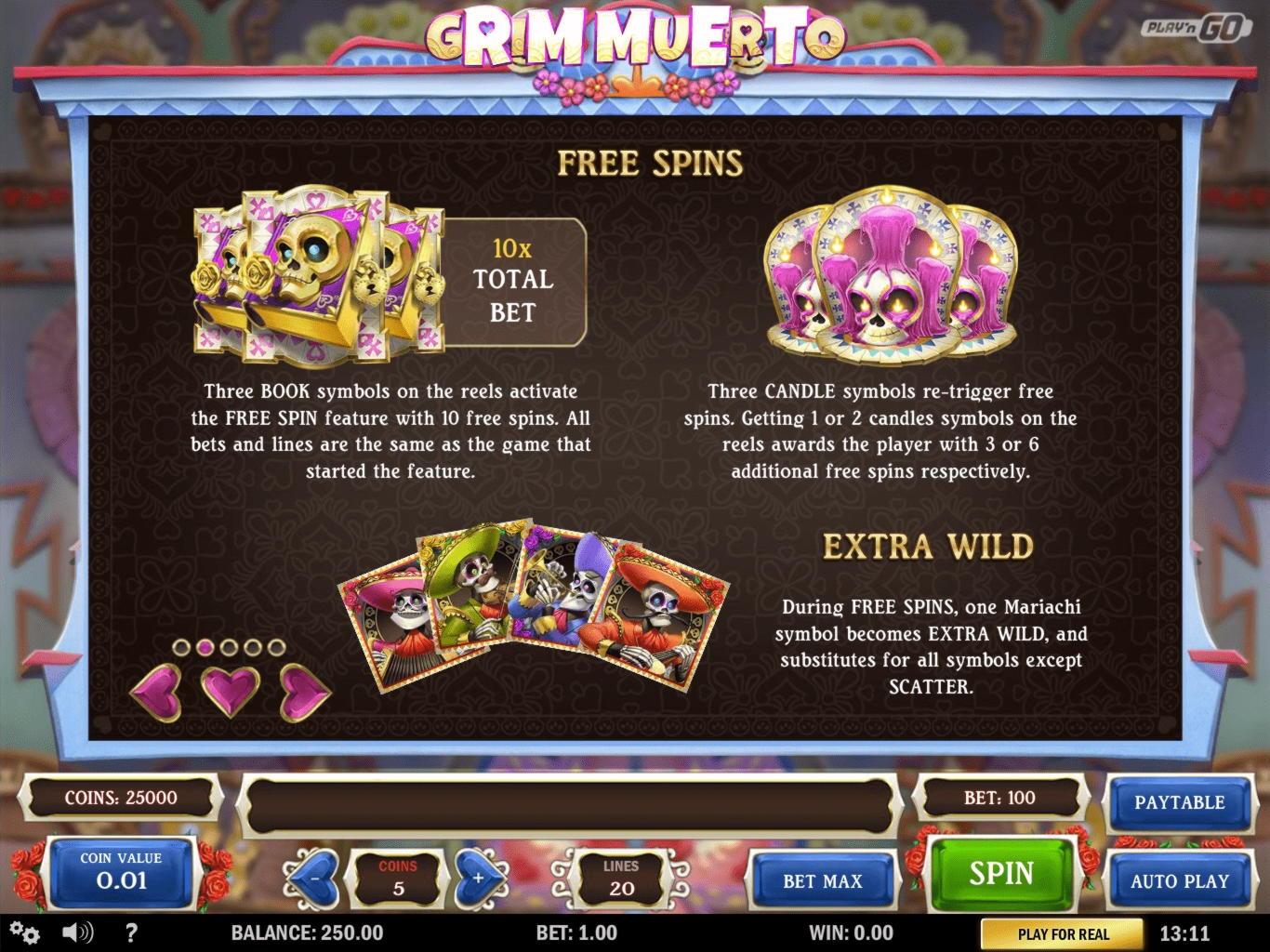 Tournoi gratuit de casino EUR 455 aux nuits du désert